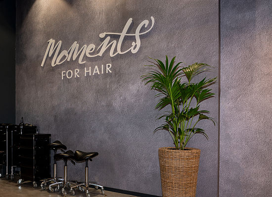 Moments for Hair